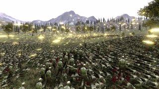 2500 солдат против 25 000 зомби! - Ultimate Epic Battle Simulator