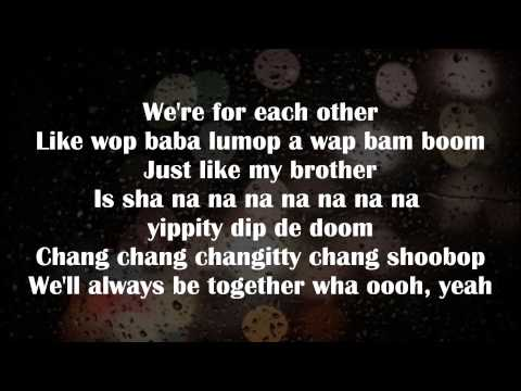 Grease - We Go Together Lyrics