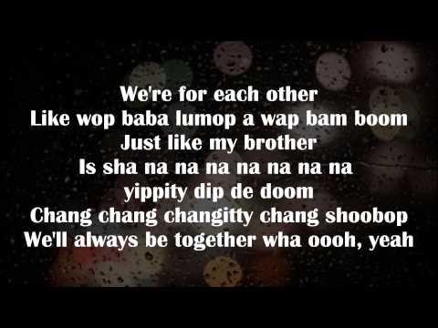 Grease - We Go Together Lyrics