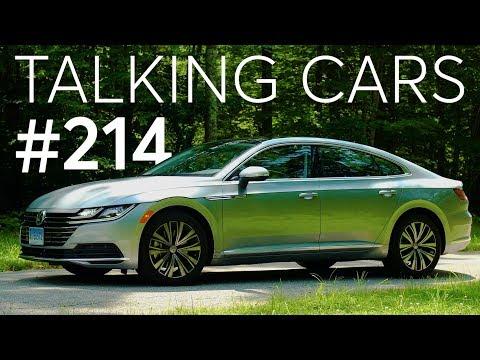 2019 Volkswagen Arteon First Impressions; Future Modern Classics | Talking Cars #214