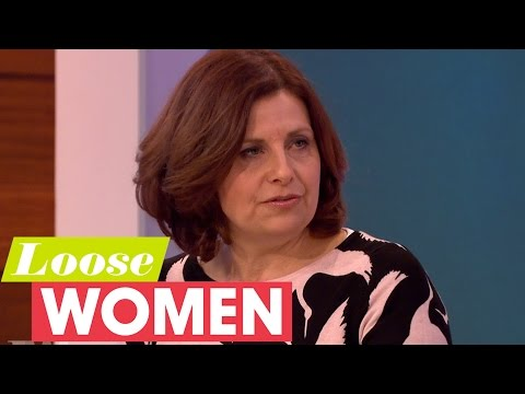 Rebecca Front Opens Up About Dealing With Anxiety  Loose Women