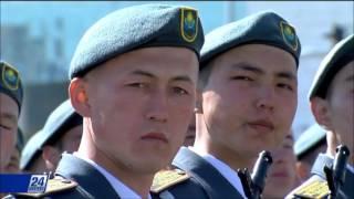 Военный парад 7 мая. Часть 1