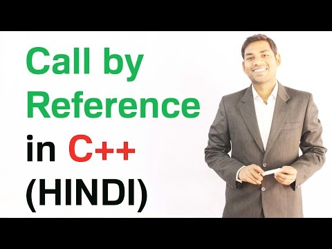 Call by Reference in C++ (HINDI/URDU)