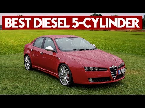 12 Of The Best Sounding 5-Cylinder Diesel Engines