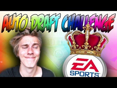 FIFA VÄLJER MIN DRAFT!   Fifa 16 Ultimate Team på svenska!