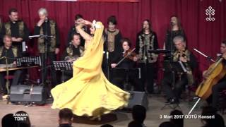 Ankara Türk Dünyası Müzik Topluluğu - Sarı Gelin (Azerbaycan)