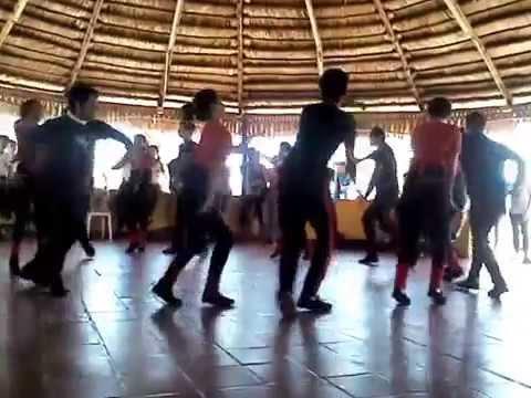 Practica grupo juvenil academia Baila que Baila, Maracaibo. Salsa casino, Agua fría, agua caliente.
