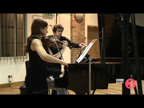 Alexandra Soumm - BBC Radio 3 New Generation Artist