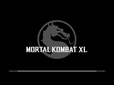Jax Kills Kano With A Log -Mortal Kombat XL