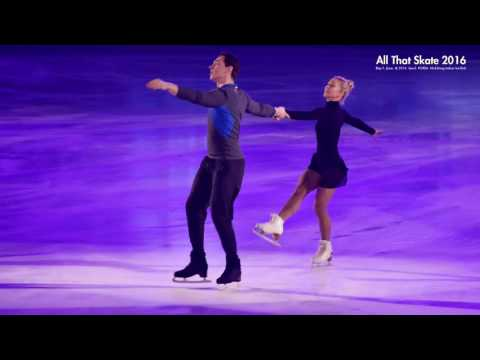 Aliona SAVCHENKO & Bruno MASSOT 알리오나 사브첸코 & 브루노 마쏘 | All That Skate 2016 Day 1 (Act.1) 2016-06-04