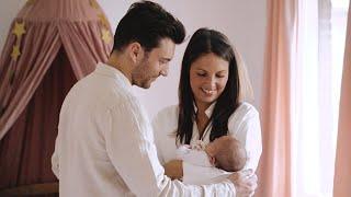 Newborn video: Zara