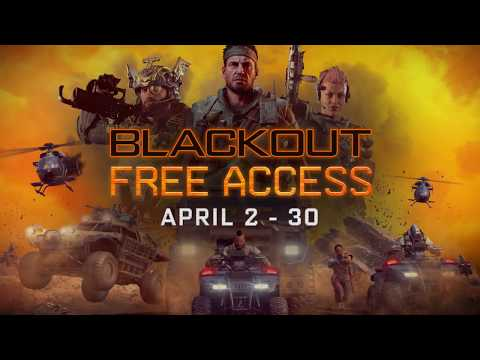 Enlist in Blackout Free Access in Call of Duty®: Black Ops 4