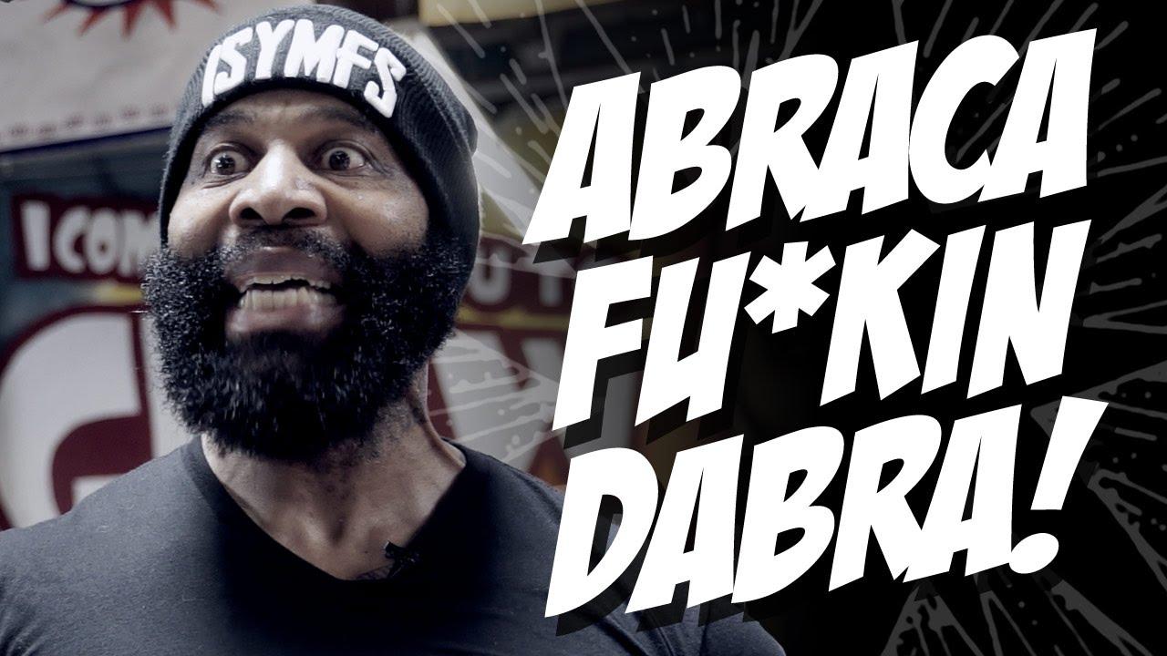 Abrakadabra ct fletcher james from alaska youtube for Ct fletcher its still your set shirt