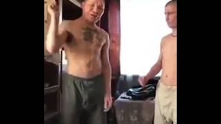 Товарищеский бой Олега Монгола и Безумного Паши VHS Video