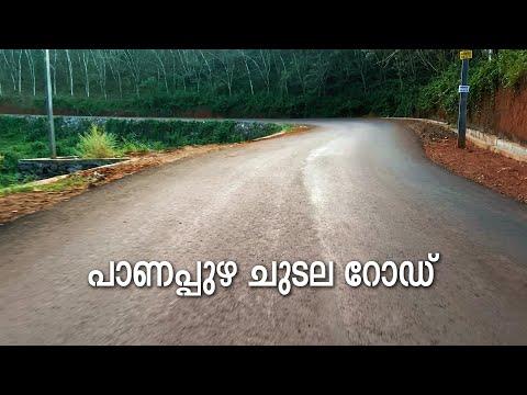 Panappuzha chudala road