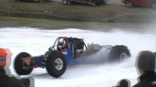 2000 Hp 4x4 Truck Rail at Brantling Ski Slop Kelly Odell Choice One Motor Sports