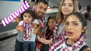 Llegamos a Hawaii!!!! 🌸