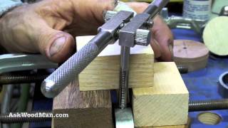 37 Of 42: How To Make A Steel Hooped Wooden Mallet • Woodworking Projects