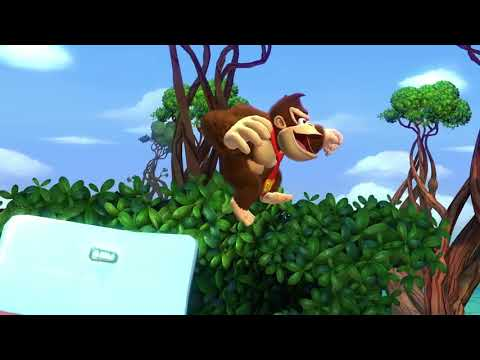 Donkey Kong Tropical Freeze - Video