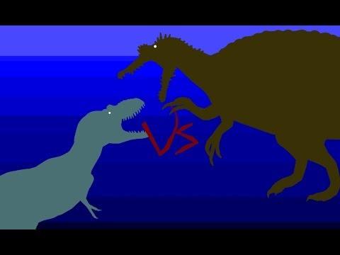 Daspletosaurus vs Oxalaia