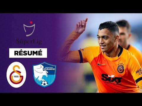 Résumé : Un doublé de Mostafa Mohamed et Galatasaray s'offre Erzurum !