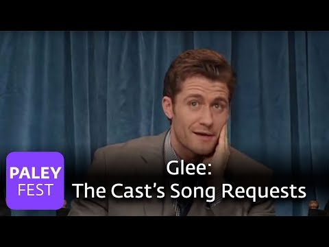Glee - Song Requests from the Cast and the Story Behind Brad