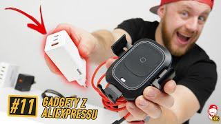 ???????? Revoluční GaN nabíječka a další super vychytávky! Gadgety z AliExpressu #11 | WRTECH [4K]