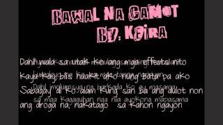 Keira - Bawal Na Gamot (Rap Version)