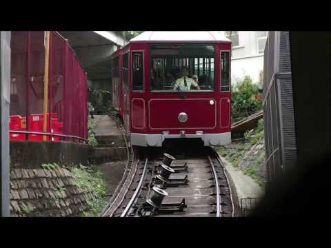 The Peak in HONG KONG Travel Guide - Riding the peak tram