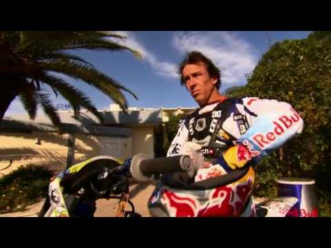 Robbie Maddison jumps 278 feet over Corinth Canal in Greece