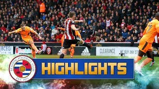 2-minute review: Sheffield United 2-1 Reading (Sky Bet Championship), 21st October 2017
