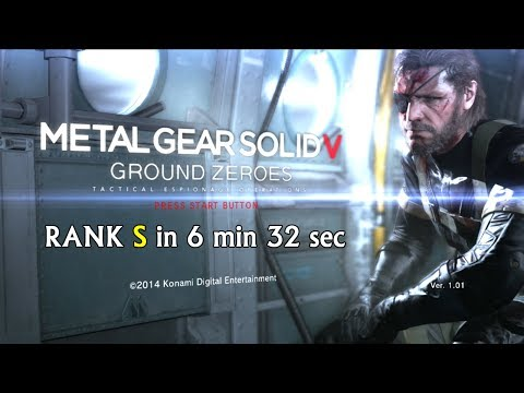 metal gear solid v ground zeroes metal gear logo eas