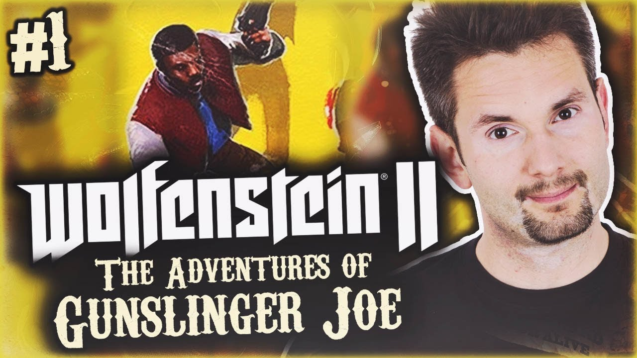 WSZARZE | Wolfenstein II: The New Colossus – Adventures of Gunslinger Joe #1