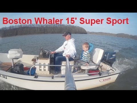Boston Whaler 15 Super Sport For Sale In Cincinnati
