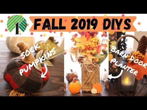 5 Dollar Tree Fall DIYS   DIY Pumpkins