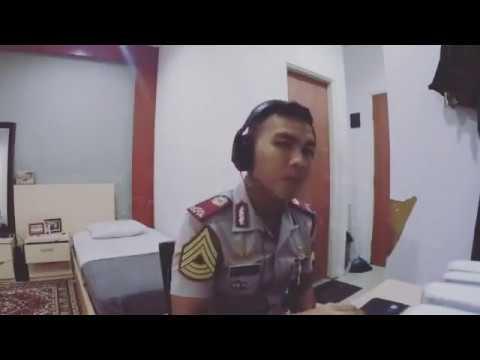 BAHAYA || Skill RAP perwira POLISI ini di atas rata-rata