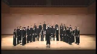 Schola Cantorum in South Korea 2008 - Seongnam Arts Center Part 2