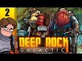 Let's Play Deep Rock Galactic Co-op Part 2 - The Episode Where We Figure Out Our Classes