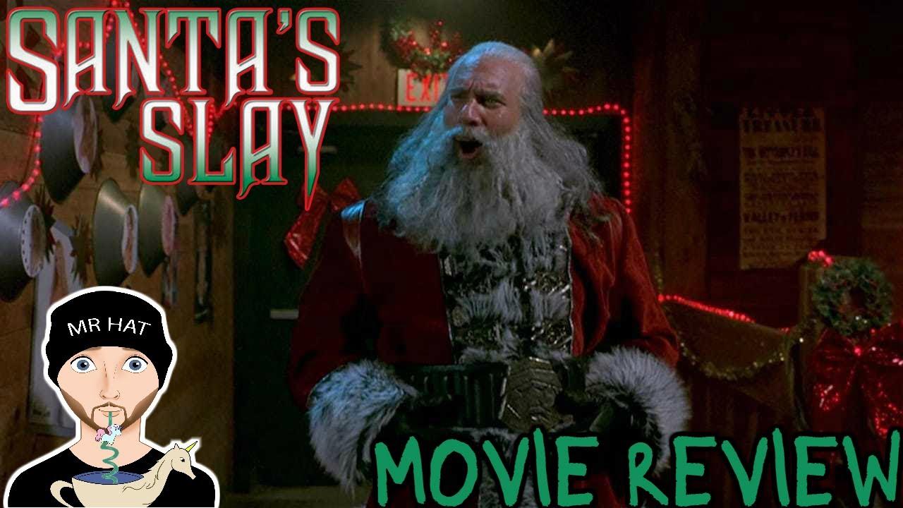 Download Santa's Slay (2005) - Movie Review   Muscular Santa? Awesome!