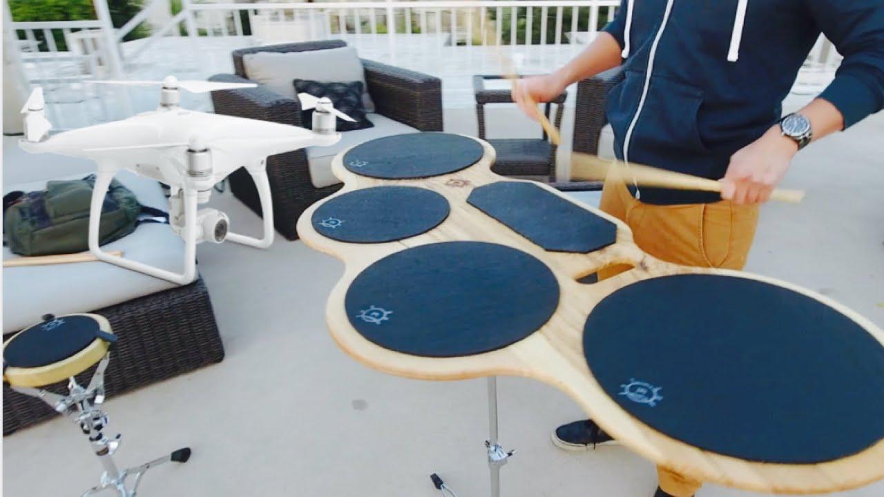 Karls Beetle Percussion Tenor Pad Meets Hueis Drone