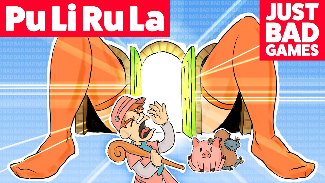 Fear Leggings In Pu Li Ru La Just Bad Games Youtube