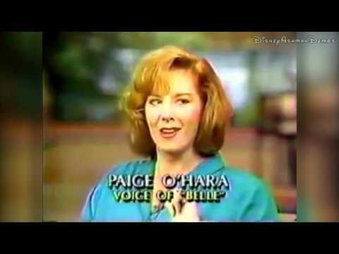 Alan Menken and Paige O'Hara on Howard Ashman  1991  Good Morning, America
