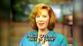 Alan Menken and Paige O'Hara on Howard Ashman - 1991 - Good Morning, America