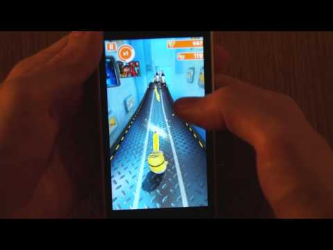 Huawei Ascend Y530 - Spiele / Gaming Test Part 5 - Arcade Games
