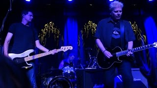 The Offspring - L.A.P.D. – Berkeley, Live, 4-13-17, 1st row, The Co...