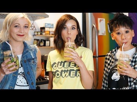 Taco TuesGAY Live Stream! All About Relationships   Ingrid Nilsen