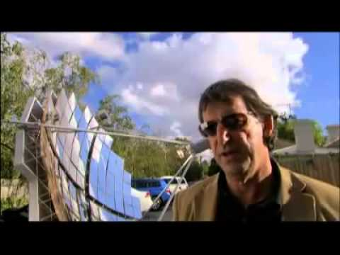 Solar Dish Concentrated Photovoltaic