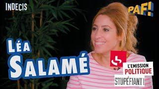 PAF! LEA SALAME - FRANCE 2 ET FRANCE INTER