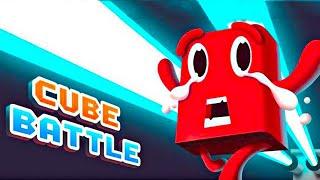 Cube Battle TD