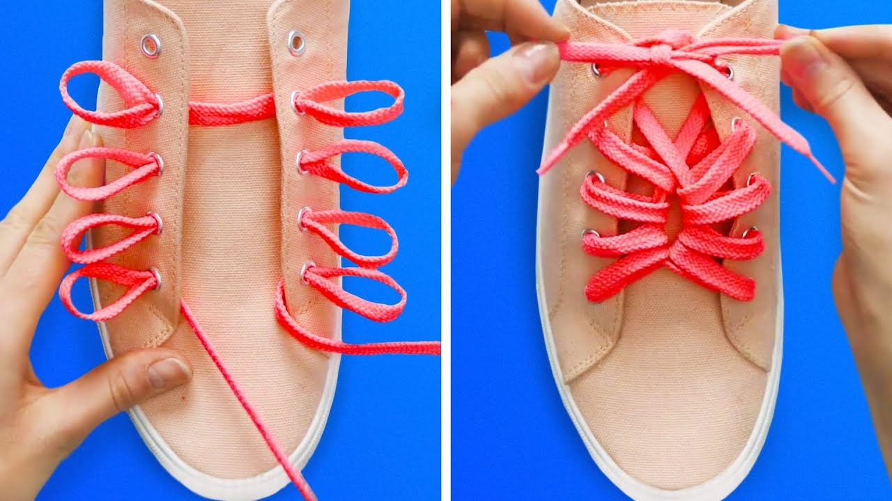 fa38ec70e3f 15 CREATIVE WAYS TO TIE YOUR SHOES